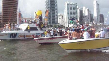 Cartagena Carnival Tour (Album 1) ~ Nov 2011