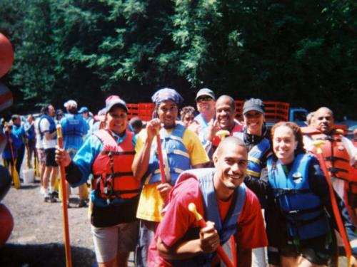 Whitewater Rafting ~ Jun 2007
